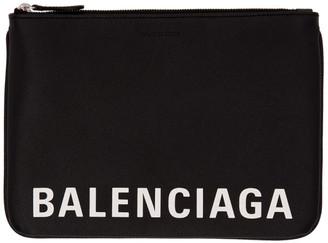 Balenciaga Black Urban Pouch