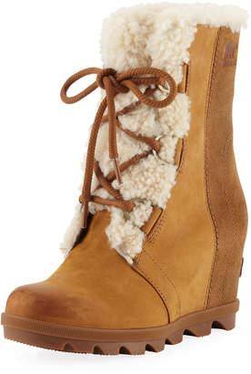 Sorel Joan of Arctic Waterproof Wedge Boots