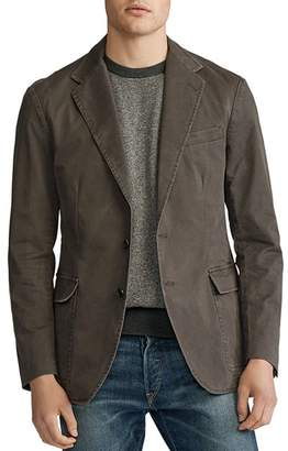 Polo Ralph Lauren Stretch Chino Unconstructed Fit Sport Coat