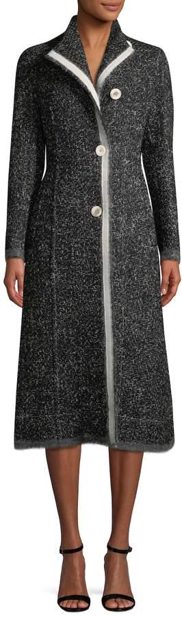 Derek Lam Women's Wool-Blend Coat