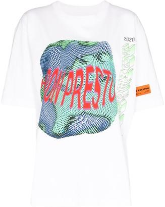 Heron Preston Homecoming graphic-print T-shirt