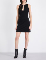 Versus Sleeveless knitted shift dress