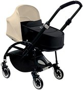 Bugaboo Bee3 Stroller & Bassinet - Off White - Black - Black by