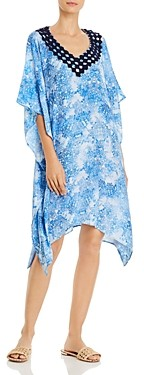 Gottex Taj Mahal Caftan Swim Cover-Up