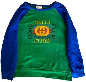 Gucci Multicolour Cotton Knitwear & Sweatshirts