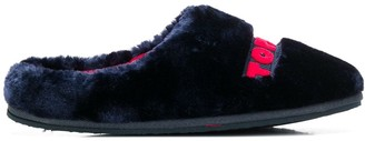 Tommy Hilfiger Fluffy Flag slippers