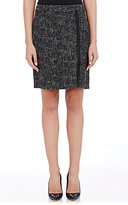Barneys New York WOMEN'S TWEED SKIRT