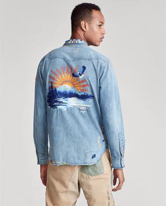 Ralph Lauren Limited-Edition Western Shirt