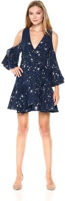 Finders Keepers findersKEEPERS Women's Patience Wrap Dress