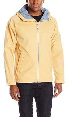 Bench Men's World Height- Zip Front Hooded Jacket