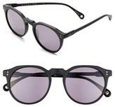 Raen Men's 'Remmy' 52Mm Sunglasses - Matte Black