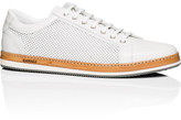 Canali Perforated Lace Sneaker