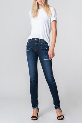 Flying Monkey Laguna Distressed Skinny Jeans