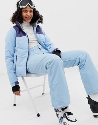 Roxy Backyard ski trouser in blue