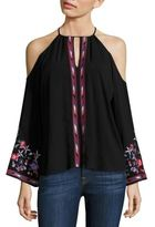 Parker Adelise Cold Shoulder Blouse