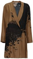 Dries Van Noten Kimono Card-coat