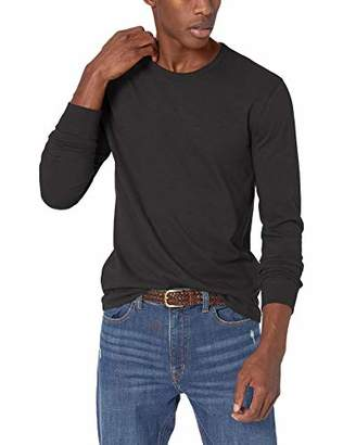 J.Crew Mercantile Men's Textured Long-Sleeve Cotton T-Shirt