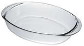 Duralex Oval Glass Baker (4.2 QT)