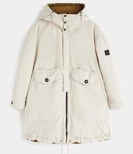 Oof OOF - Winter Turn Jacket - Brown/Natural
