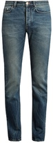 Paul Smith Mid-rise Slim-leg Jeans