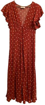 AUGUSTE Red Dress for Women