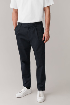 Cos Cotton Tapered Chinos