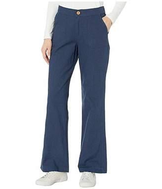 Roxy Oceanside High-Waisted Beach Pants