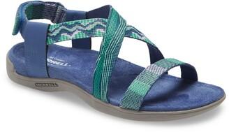 Merrell District Kalbury Cross-Strap Sandal