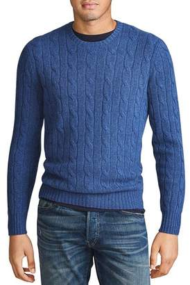Polo Ralph Lauren Cable-Knit Cashmere Regular Fit Sweater