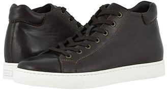 Trask Ashland (Dark Brown Sheepskin) Men's Lace up casual Shoes