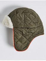 Marks and Spencer Kids' Borg Trapper Hat