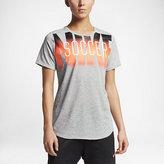Nike Dry Soccer Graphic Women's T-Shirt