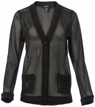 Jones New York Women's Box Mesh Cardigan