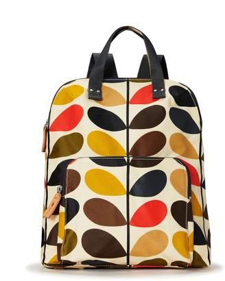 Orla Kiely Bestie Backpack, Multi Stem