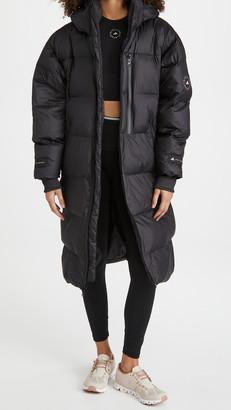 adidas by Stella McCartney Long Puffer Jacket
