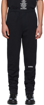 Vetements Black STAR WARS Edition Episodes Lounge Pants