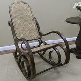 Nickelodeon Carolina Cottage Victoria Bentwood Rocking Chair Frame