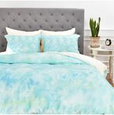 Deny Designs Rosie Brown Sparkling Sea Duvet Set