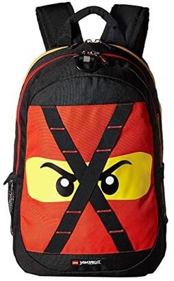 Lego Ninjago(r) Future Backpack (Black) Backpack Bags