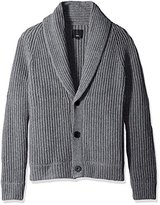 men's vince shawl collar sweater - ShopStyle