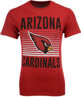 Junk Food Clothing Men's Arizona Cardinals Block Shutter T-Shirt