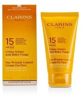Clarins Sun Wrinkle Control Cream Moderate Protection For Face SPF 15 - 75ml/2.7oz