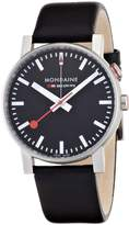 Mondaine Men's A468.30352.14SBB Analog Display Swiss Quartz Watch