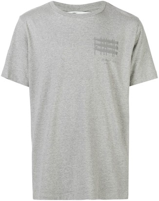 Off-White signature graphic print T-shirt