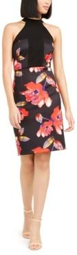 Trina Turk Trina Kathleen Floral-Print Bodycon Dress