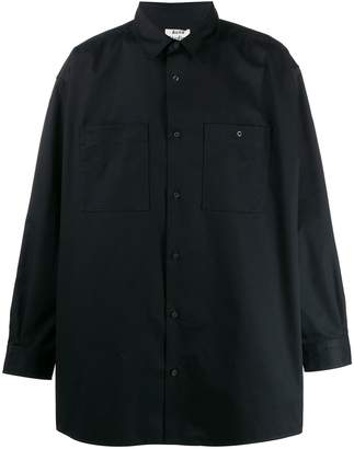 Acne Studios oversized military shirt