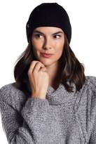 Anne Klein Ribbed Knit Folded Beanie