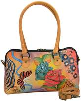 Anuschka Hand Painted Large Satchel