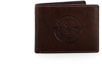 Aeronautica Militare Brown Wallet