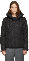 Moncler Black Down Corbier Jacket